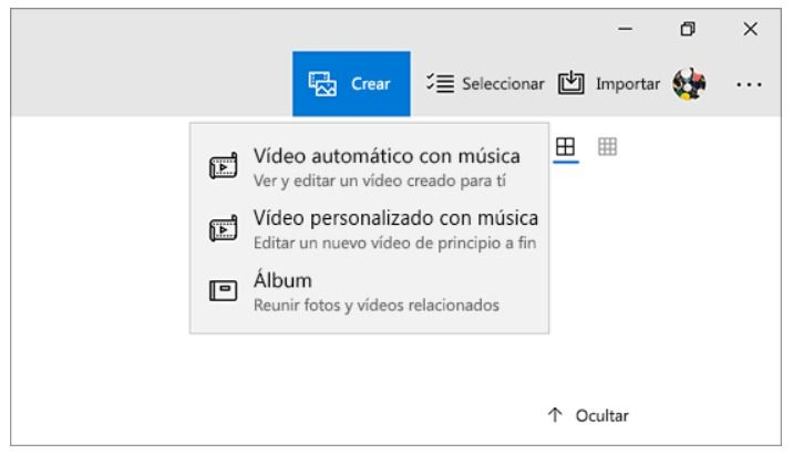 editar video windows 10