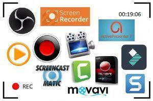 grabar pantalla pc