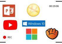 grabar pantalla programas basicos