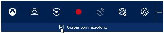 grabar la pantalla en windows 10 c3